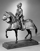 Miniature Italian-Style Armor for Man and Horse