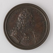 Medal Showing Antonio Maria Salviati, Duke of Juliano