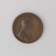 Medal Showing Preston Taken