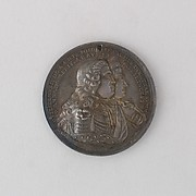 Medal Showing the Birth of Prince William of Orange