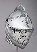 Close Helmet for the Tourney