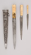 Three Knives with Sheath