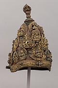 Ritual helmet