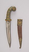 Dagger (Khanjar) with Sheath