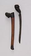 Knife (Bade-bade) with Sheath