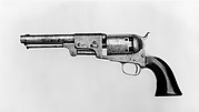Colt Dragoon Percussion Revolver, Third Model, serial no. 13096