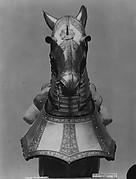 Horse Armor Made for a Member of the Collalto Family