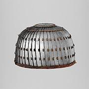 Lamellar Helmet