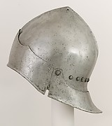 Sallet in the Franco-Burgundian Style