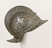 Burgonet for the Farnese Guard