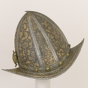 Pointed Morion