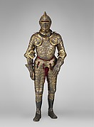 Armor of Henry II, King of France (reigned 1547–59)
