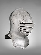Helm for Foot Combat