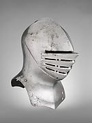 Helm for Foot Combat
