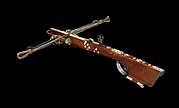Light Crossbow (Schnepper) and Lever from the Armory of Moritzburg Castle