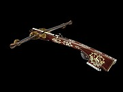 Small Crossbow (Bolzenschnepper), probably for a Woman or  a Child