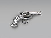 Smith and Wesson .38 Double-Action Revolver, Serial no. 70002