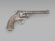 Smith and Wesson New Model No. 3, .44 Caliber Double-Action Navy Revolver, serial no. 23060