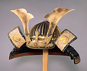 Helmet (Suji-kabuto Akoda-nari)