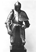 Jousting armor (Rennzeug) 