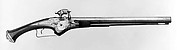 Wheellock pistol