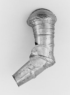 Vambrace for the Left Arm