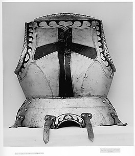 Breastplate and Tassets (pair)