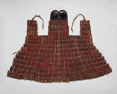 Lamellar Armor of Lacquered Leather