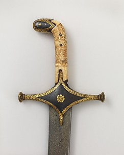 Scimitar with Scabbard