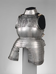 Cuirass and Tassets (Torso and Hip Defense)