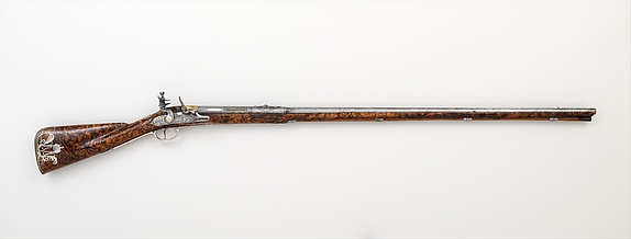 Flintlock Sporting Gun of Empress Margarita Teresa