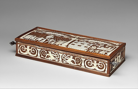 Box For Crossbow Bolts (Bolzenkasten), Probably Made for Willian IV, Duke of Bavaria (r. 1508–50)
