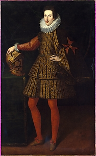 Portrait of Cosimo II de' Medici, Grand Duke of Tuscany