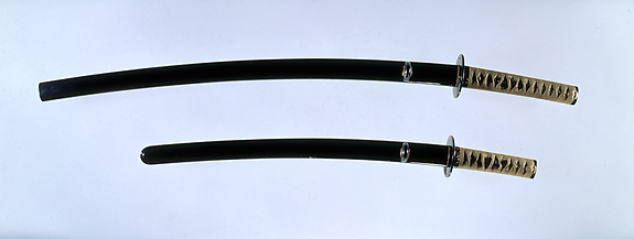 Blade and Mounting for a Short Sword (Wakizashi)