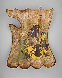 Tournament or Cavalry Shield