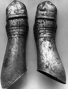 Pair of Elbow Gauntlets