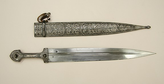 Dagger (Kindjal) with Scabbard