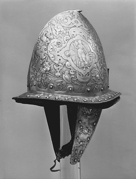 Helmet, Breast and Backplate