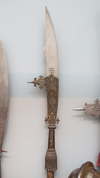 Glaive of the Bodyguard of the Tiepolo Family