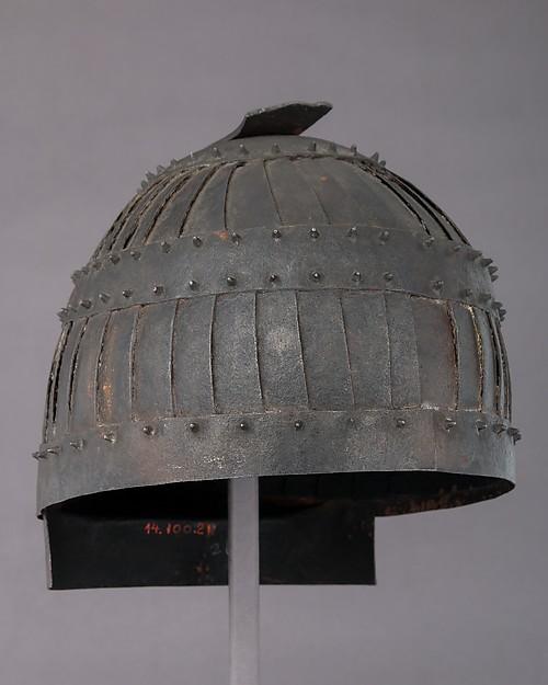 Helmet (Shokakutsuki Kabuto) in the Style of ca. 5th–6th Century