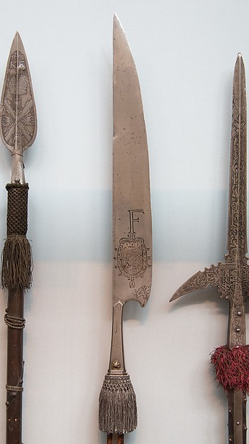 Glaive of Ferdinand, Archduke of the Tyrol (1529–1595)