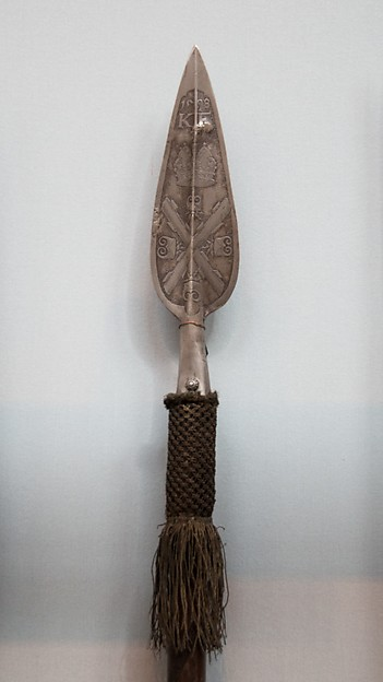 Spear of Emperor Ferdinand I (reigned 1558–64)