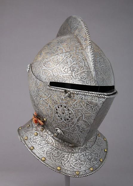 Close Helmet of Claude Gouffier (1501–1570)