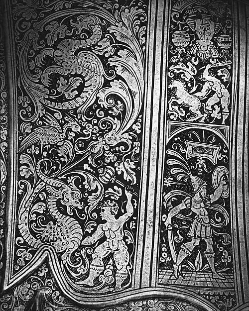 Bard, Probably Made for Count  Antonio IV Callalto