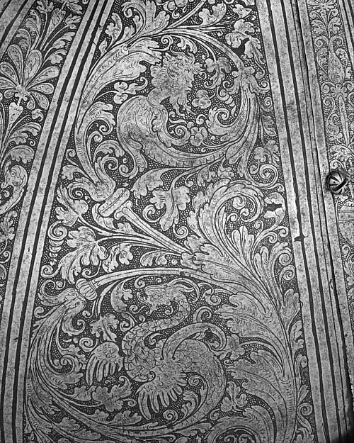 Horse Armor Probably Made for Count  Antonio IV Callalto (1548–1620)