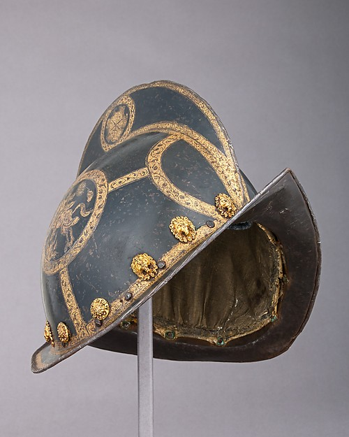 Morion for the Bodyguard of the Prince-Elector of Saxony