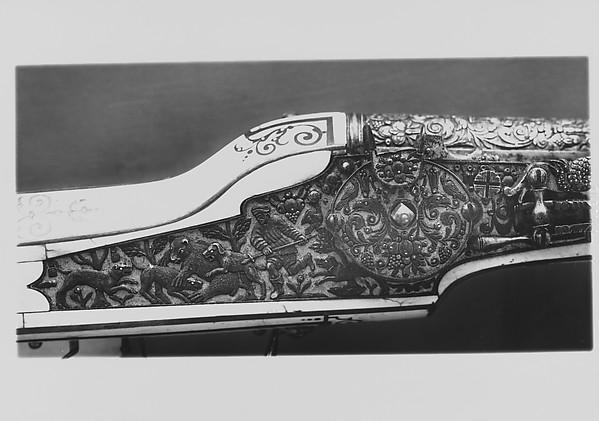 Wheellock Rifle