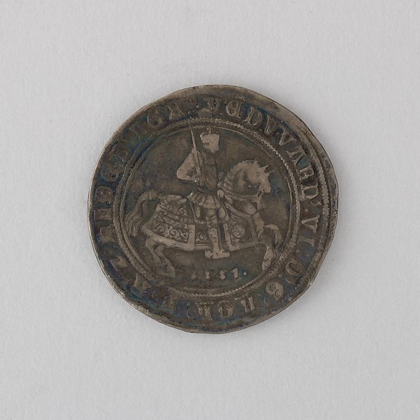 Coin (Crown) Showing Edward VI
