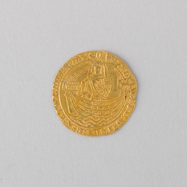 Coin Noble Edward III