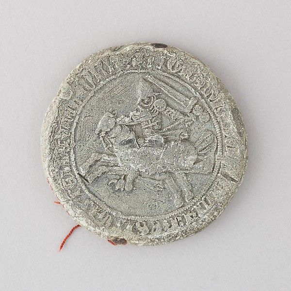 Seal of John II, King of Castile and Leon